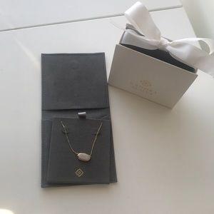Kendra Scott diamond Elisa